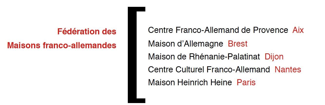 Fédération des Maisons Franco-Allemandes